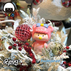 Gabriellaworkshop Strawberry Gingerbread Bear Cute Character Figure Limited Toy