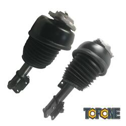 1pair For Mercedes Benz W212 W218 4matic Air Suspension Shock Front Left And Right