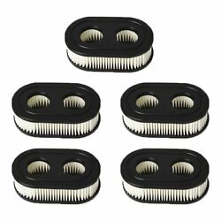 5 Pack Air Filter For Briggs And Stratton Part 798452 593260 4247 5432