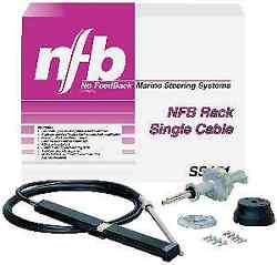 Teleflex Ss15116 16ft Nfb Rack Steering System With Ssc13416 Single Cable 8711