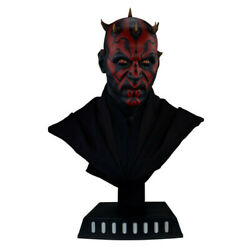 Realistic 27 Tall Sideshow Collectibles Star Wars Darth Maul Life-size Bust