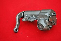 67 68 69 70 Mustang Steering Gear And Pitman Arm Power Steering Smooth And Tight