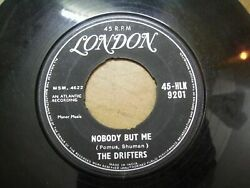 The Drifters Pomus/shuman Save The Last Dance/nobody But Me India Indian Vg+