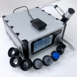 Vaccum Shock Wave Therapy Machine F Ed Treatment Physical Shockwave Pain Relief