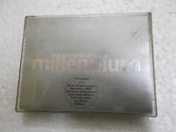 Music Millennium Queen Abba Blondie Bowie The Who 2000 2 Cassette Tape India