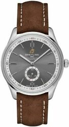 Breitling Premier Automatic 40 Small Seconds Grey Dial Men's Watch A37340351b1x1
