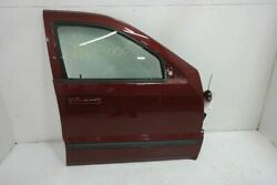 2008 2009 2010 Jeep Grand Cherokee Passenger Right Front Door Electric Red