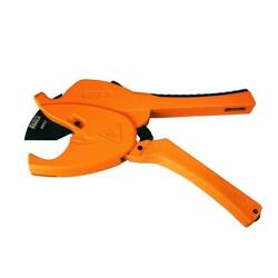 Klein Tools Ratcheting Pvc Cutter Lightweight Tool Quick Blade Release 9-1/2