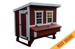 Large Chicken Coop - Up To 15 Chickens - Overez