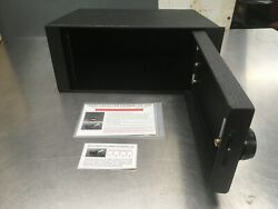 Oem 2020-2021 Toyota Tundra In Vehicle Safe By Console Vault