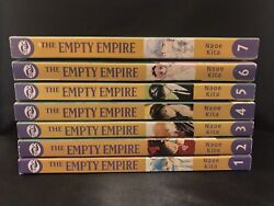 The Empty Empire Manga By Naoe Kita Volumes 1 2 3 4 5 6 7 Complete English Oop