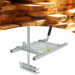Aluminum Steel Chainsaw Mill 20/24 Portable Chain Saw Mill Planking Lumber