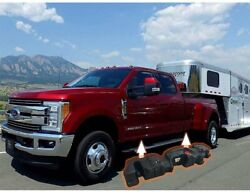 Titan Ford Crew Cab Long Bed Super Series 2017-2019 Replacement Gas Fuel Tank