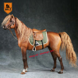Mr.z 1/6th Animal Model No.51arabian Horse And Harness Resin Statue Figurine New