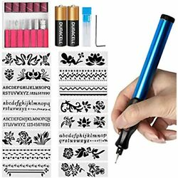 Diy Engraver Pen Electric Engraving Tools For Jewellery Making, Metal, Glass Tip