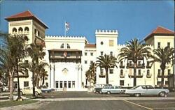 St. Augustine,fl The New St. John's County Court House St. Johns County Florida