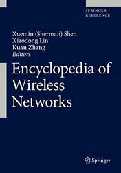 Encyclopedia Of Wireless Networks English Hardcover Book Free Shipping