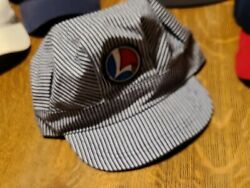 New Old Stock Vintage Lionel Trains Conductor's Engineer Snapback Hat 1992 Nos