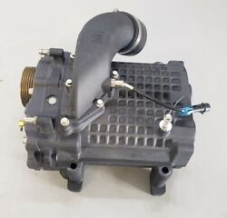 898096a03 Mercury 2006 And Up Verado Supercharger 200 225 250 275 300hp 1 Year Wty