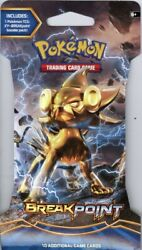 Pokemon Xy Breakpoint Blister Pack 144 Pack Case Blowout Cards