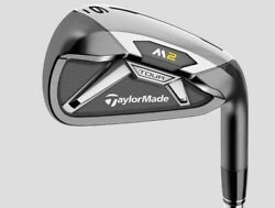 New Taylormade M2 Tour Single Iron Choose LH RH Club Loft Shaft Flex M 2