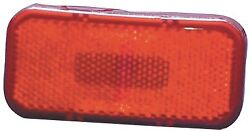 New Command Modern 12 Volt Led Clearance Light Fasteners 003-59l Led Red Light