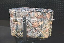 New Patterned Tank Cover Adco 2614 Double 40 Lb.