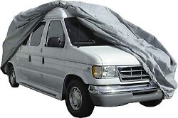 New Class B Sfs Aquashed Van Cover Gray Adco 12210 Length Up To 19and039 W/24 Bubbl