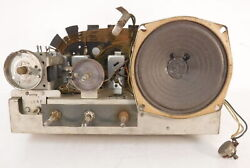 Vintage Zenith Model H724 Am/fm Radio Chassis Armstrong 7 Tube Parts And/or Repair