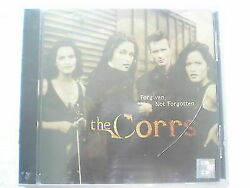 The Corrs Forgiven Not Forgotten Cd 2007 Rare India Indian Hologram New