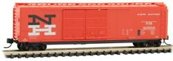 Micro Trains New Haven Nh 50' Standard Double Door Box Car 034-00-460 N Scale