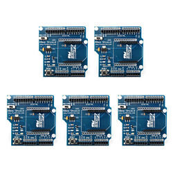 5x Bluetooth Shield Wireless Control For Xbee Zigbee V03 Module At1 At