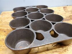 Griswold Cast Iron Muffin Pan