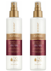 Joico K-pak Color Therapy Luster Lock Spray 6.7 Oz 2 Pack