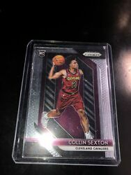 Collin Sexton 2018-19 Panini Prizm Rookie Card. Great Condition