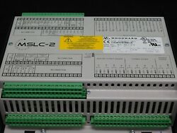 Woodward - Mslc-2 - P 8440-1877 - Digital Synchronizer And Load Center