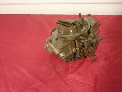 69 1969 Ford Mustang Boss 302 Holley Carburetor C9zf-9510-j List 4511 Dated 944