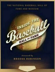 Inside The Baseball Hall Of Fame By Mlb Rare Vintage History Book Books 2021 Hot