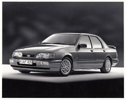 1988- Ford Sierra Sapphire Rs Cosworth Original Period Press Photograph K Af 825