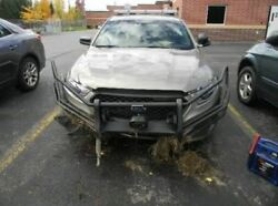 Passenger Tail Light With Police Package Lid Mounted Fits 13-18 Taurus 3373346