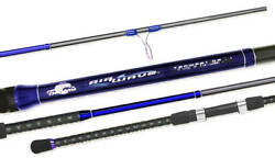 Tsunami Airwave Surf Spinning Rod 2pc [mh H Xh/9and039 - 12and039]