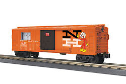 Mth 30-74970 New Haven Box Car W/ Power Meter
