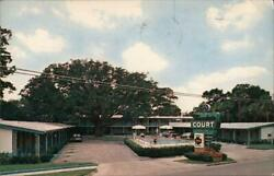 1965 St. Augustine,fl Fountain Court St. Johns County Florida R.a. Lasater