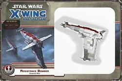 Ffg-swx67 Star Wars X-wing Miniatures Game - Resistance Bomber Expansion Pack