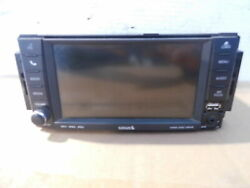 2011 Jeep Wrangler Am Fm Cd Player Radio Receiver W/ Navigation Oem