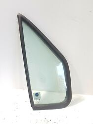 Iveco Daily Quarter Glass Right 43r-00048 7700351236 Genuine 2006-2011 Year