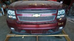 Front Clip With Fog Lamps Opt T96 Fits 07-09 Avalanche 1500 4837468