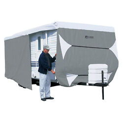 Classic Accessories 73163 Polypro 3 Travel Trailer And Toy Hauler Cover Up To 20and039