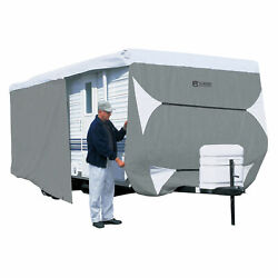 Classic Accessories 73463 Polypro 3 Deluxe Travel Trailer Toy Hauler Cover 24-2