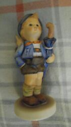 Goebel Hummel Figurines4 Vintage And Very Collectible And Expensive